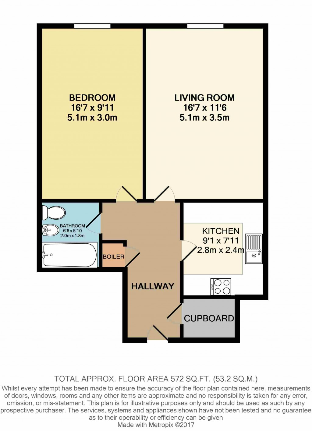 Floorplans For Archway, London