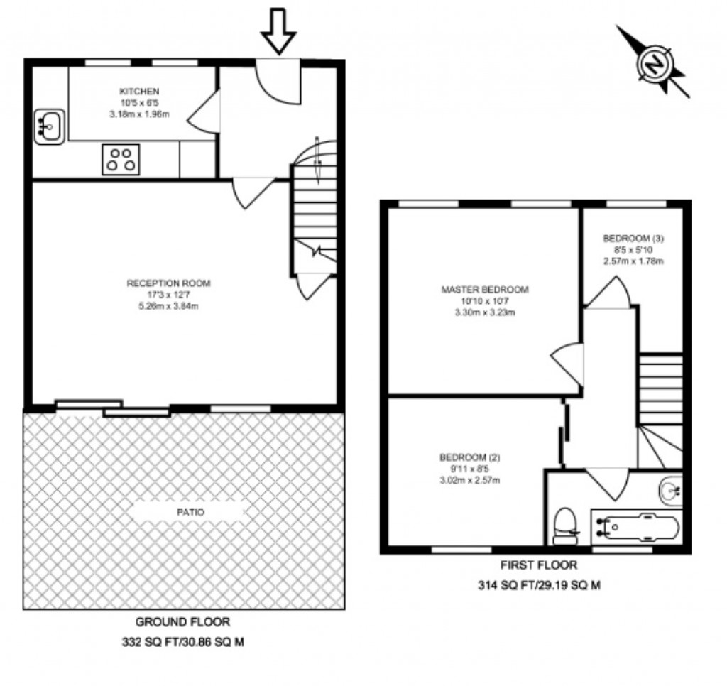 Floorplans For Sussex Way