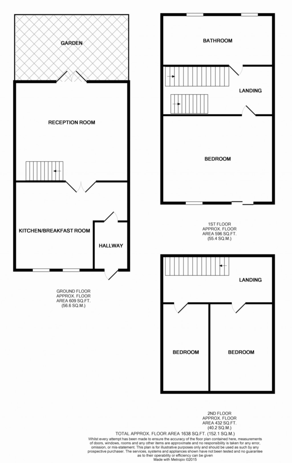 Floorplans For Atlas Mews, Islington