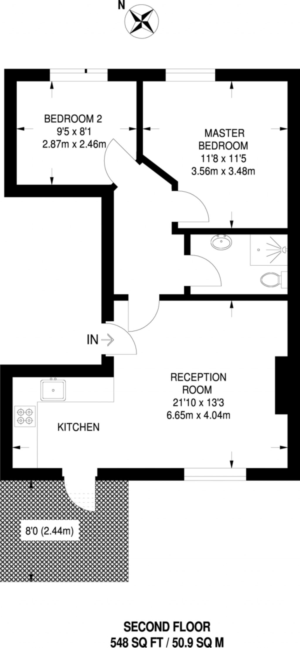 Floorplans For Caledonian Road, London