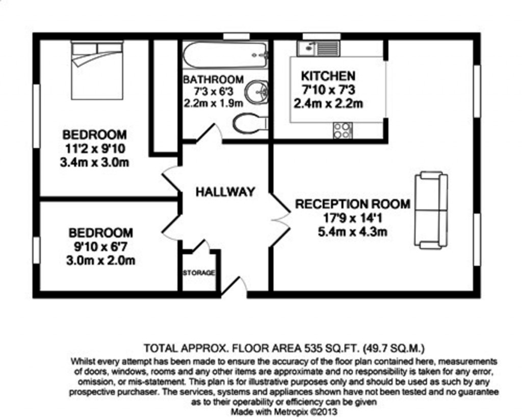 Floorplans For Holloway, London