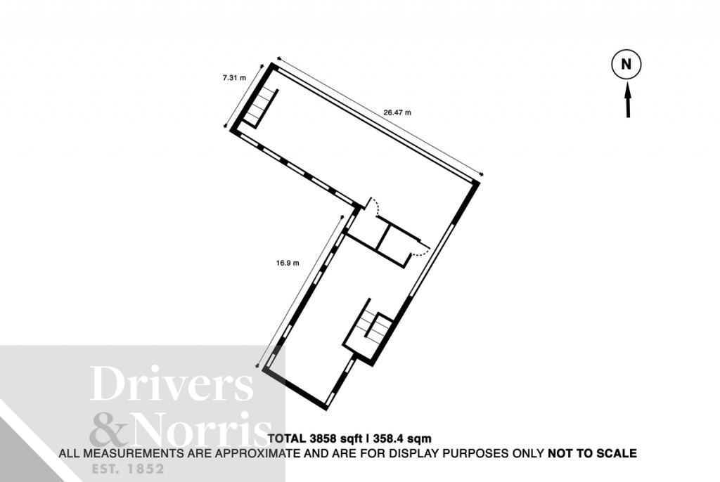 Floorplans For Holloway Road, Archway