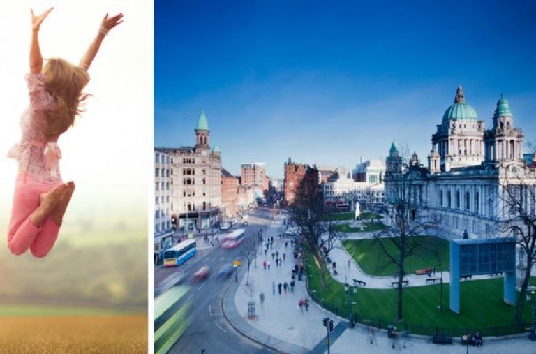 Northern Ireland - The happiest place to live in the UK