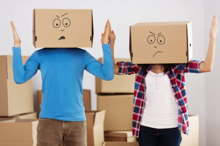 How to take the stress out of moving
