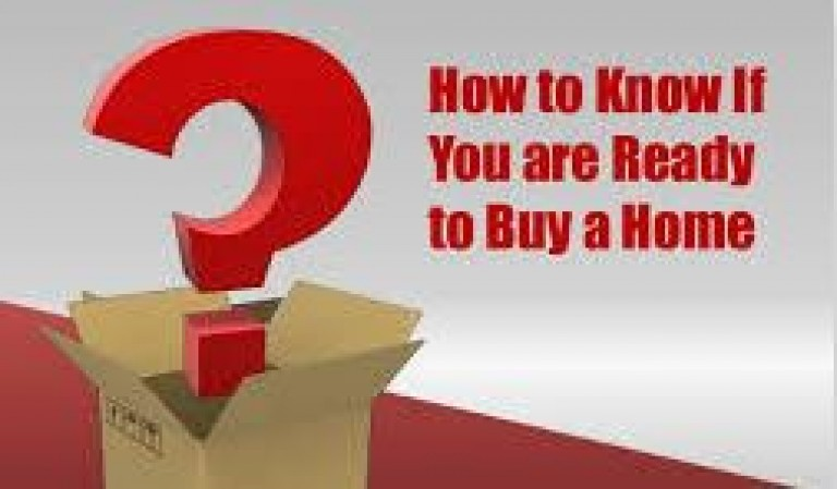 How to know if you are ready to buy a home