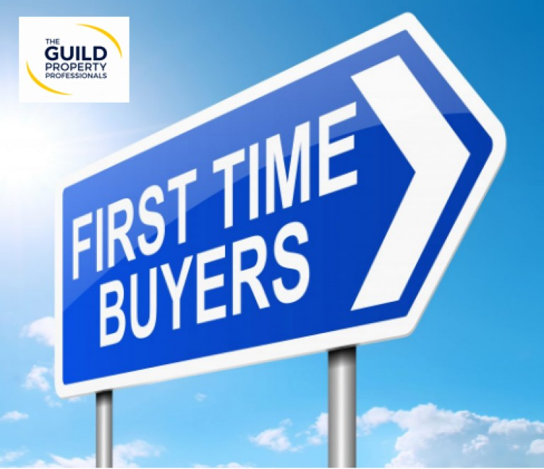 First-time buyer finances