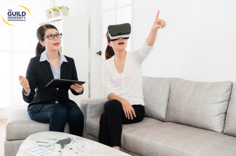 How virtual reality is changing the the Property sector