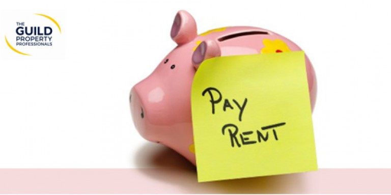 What should I do when a tenant won't pay rent?