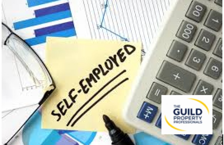 Mortgages for the self-employed and contractors