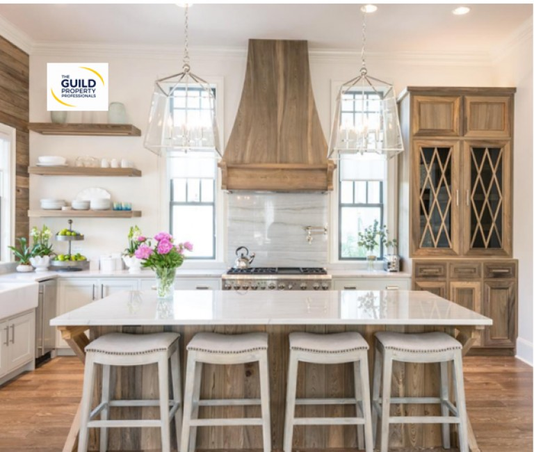 Top 10 tips to create a practical and beautiful kitchen