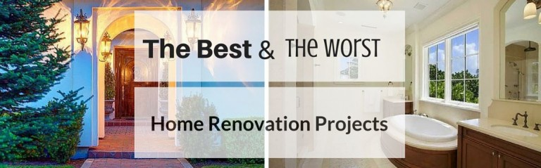 Don't move, improve:the best — and worst — home renovation projects of the year revealed